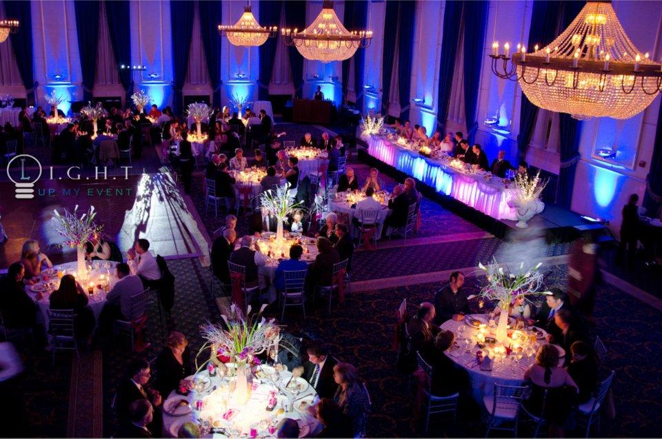 wedding table lighting. (Click Wedding Table Lighting G