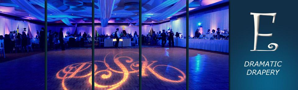 Michigan Up Lighting Wedding Company Room Dry Name