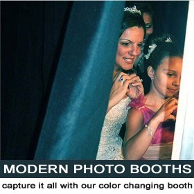 Photo Booths are the Perfect Keepsake